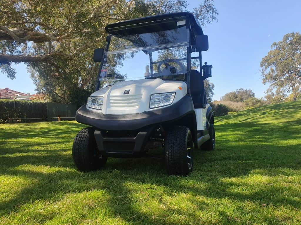 MY20 Vantage Golf Cart Range