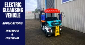 EMC Micro Cleansing Vehicle