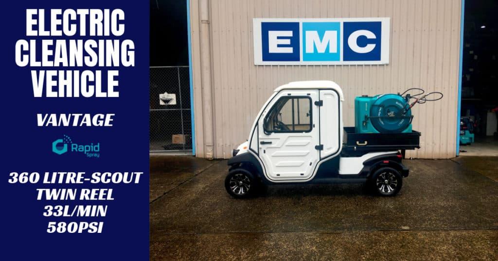 EMC Micro Cleansing