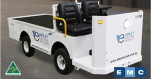 electric vehicle tug