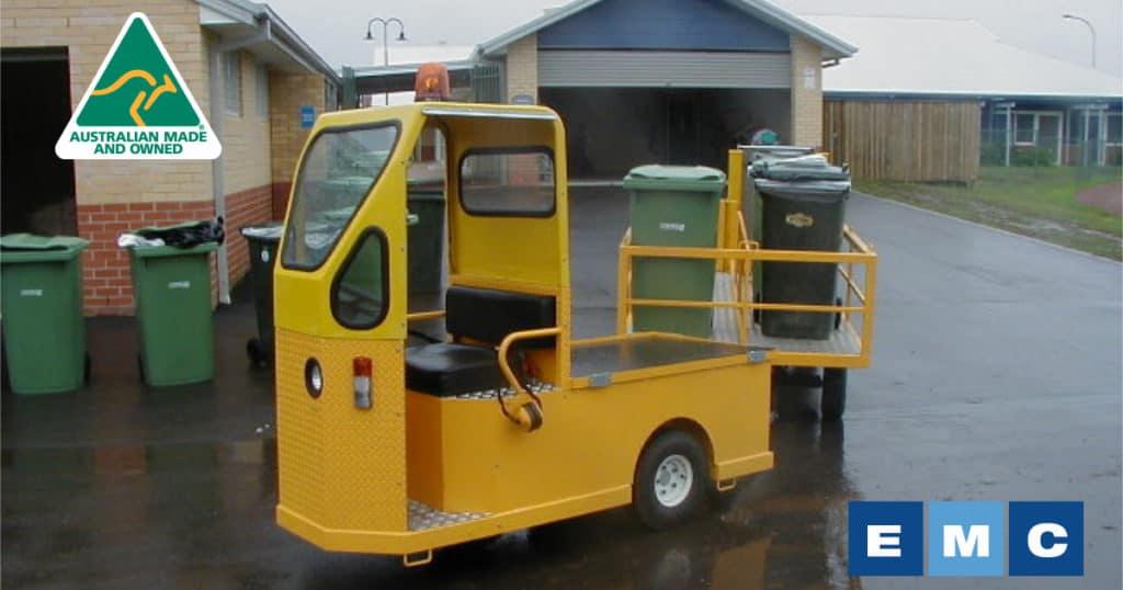 electric vehicle tug